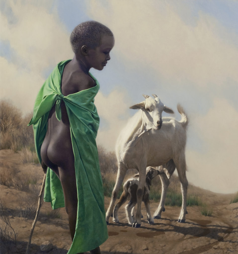 Drought Relief • 2007 • 26 x 24 • Oil on linen